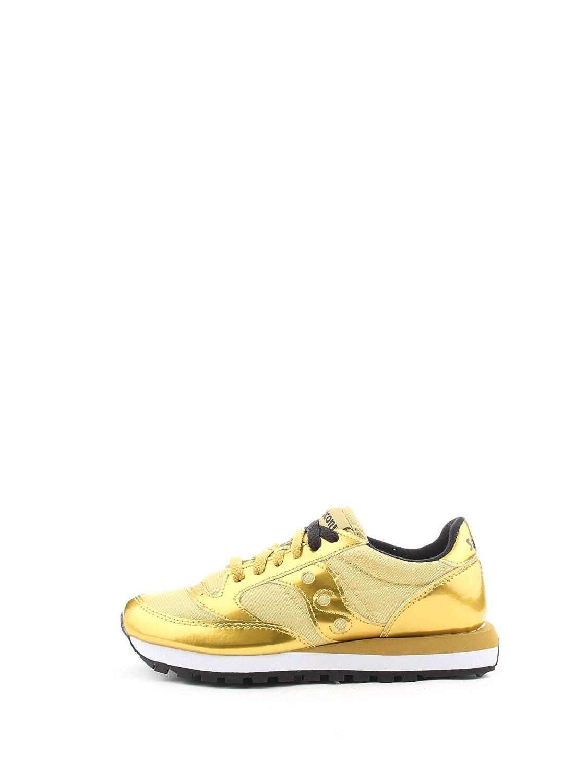 Saucony Chaussures Chaussures Baskets Sneakers Gold Femme 19417 en Daim Jazz Original Beige Gold 52b13cf - automatisms.space