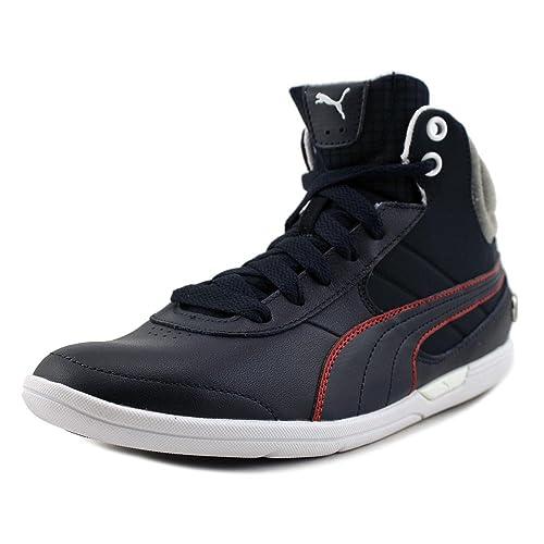 Puma BMW MS Mch Mid Hombre US 6.5 Azul Zapatillas: Amazon.es: Zapatos y complementos