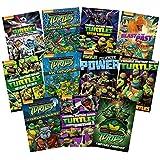 Ultimate Teenage Mutant Ninja Turtles 11-DVD Nickelodeon Mega-Set Collection (TMNT) : Beyond the Universe/Cowabunga Christmas/Enter Shredder + More