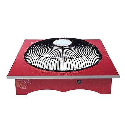 Heater GJM Shop Brasero Eléctrico Tablero De Fibra De Alta Densidad 1000W 2 Configuración del Engranaje