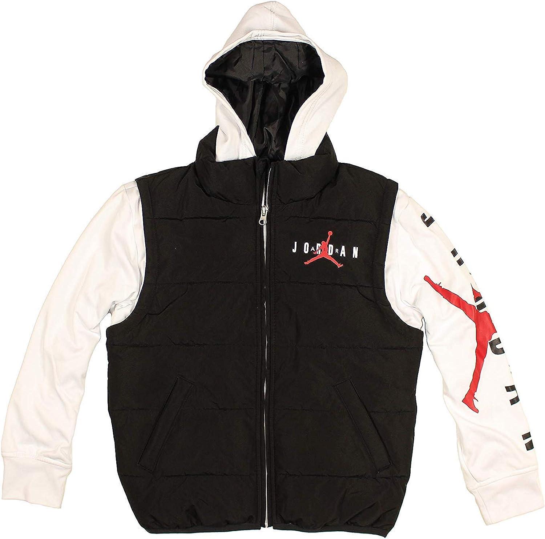 Nike Air Jordan Big Boys' Puffer Jacket
