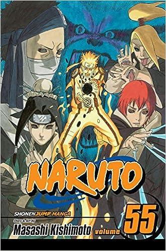 NARUTO GN VOL 55 (C: 1-0-1): Amazon.es: Masashi Kishimoto ...