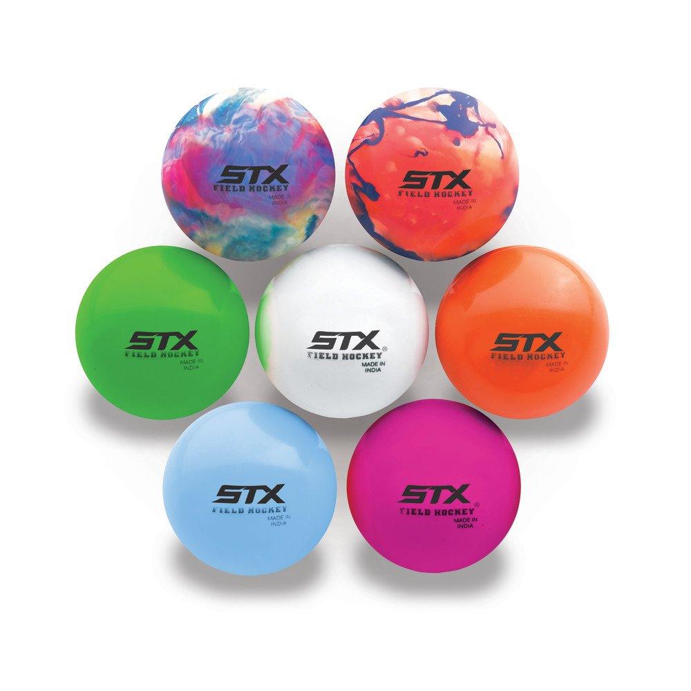 STX Field Hockey docena práctica pelota, multicolor: Amazon.es ...