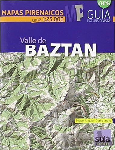 Valle De Baztan Gorka Lopez Calleja 9788482165493 Amazon Com Books