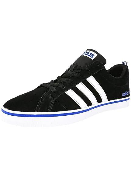 adidas Pace Plus Hombres Round Toe Ante Negro Zapatillas: Adidas: Amazon.es: Zapatos y complementos