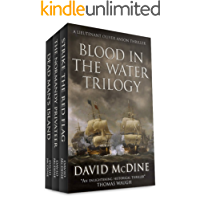 Blood in the Water Trilogy: The Lieutenant Oliver Anson Thriller Box Set