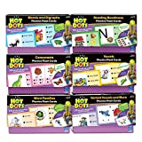Educational Insights Hot Dots Phonics Flash Cards, Complete Program