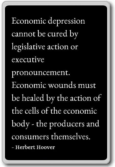 Depresión económica no puede ser curado por Legis... - Herbert ...