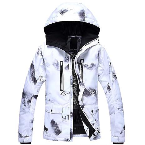 b363aed65 OLEK Men's Waterproof Snow Ski Jacket Windproof Snowboarding Jackets ...
