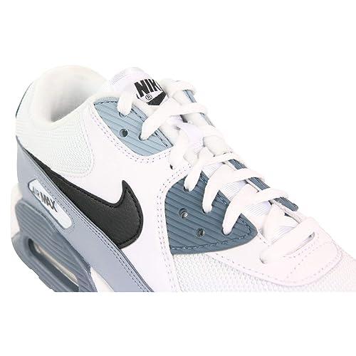 Nike AJ1285 108, Sneaker Uomo WeißSchwarzGraublau, (Weiß