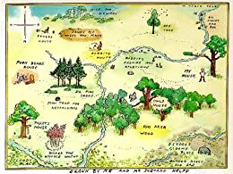 Travels in The Hundred Aker Wood by [Worrall, Simon]