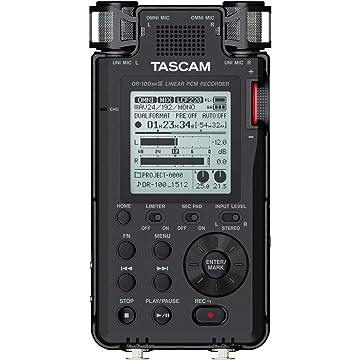 mini Tascam DR-100 MKIII