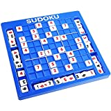 Silkoad 81 Puzzles Plastic Sudoku Board Game Educational Toy