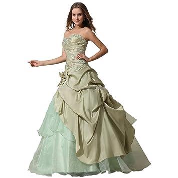 Light Green Bamboo Massage Love Wedding Dress time of sale 34 light ...