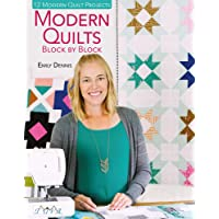 Modern Quilts Block by Block