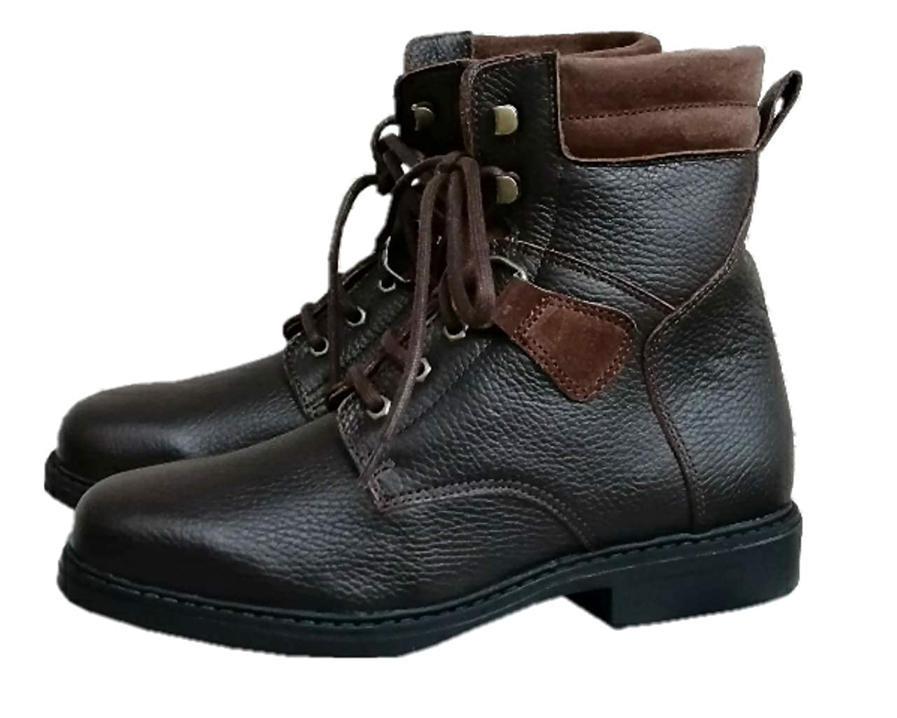 Hobo Winter Stiefelette High Savanne mit Lammfell, torro Maroon