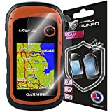 For Garmin eTrex GPS ( 2 units ) Screen Skin Protector Shield Ultra Clear + Lifetime Replacements