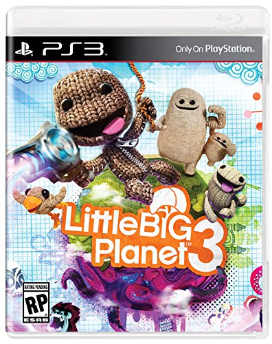 All Costumes Sackboy (Little Big Planet 3 - PlayStation)