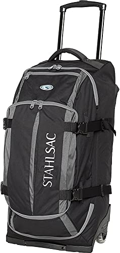Stahlsac by Bare Curacao Clipper Travel Roller Duffel Dive Bag