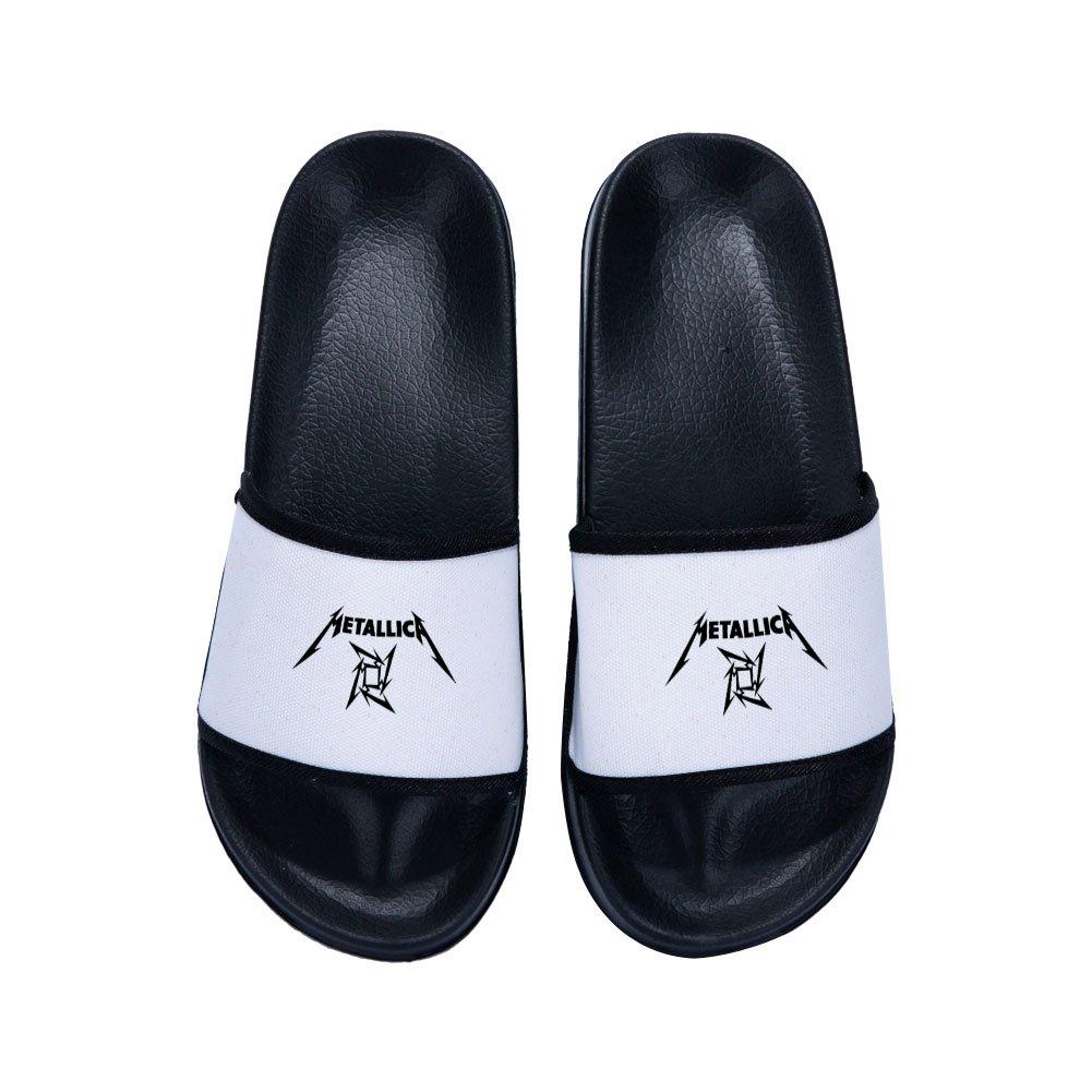 Fuze Boys Girls Anti-Slip Shower Sandals Couple Use Beach Pool Bathroom Gym Household Slippers