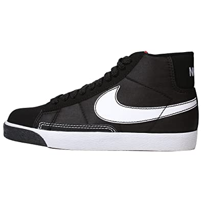 new product 282b3 a8215 Nike Women's Blazer High Fashion Sneaker