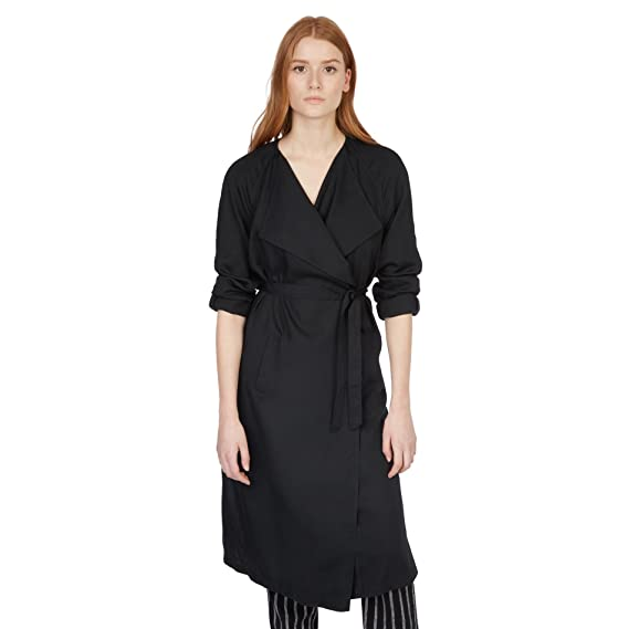Femme Fluide Trench 42 Taille Couleur Monoprix ESdzwgEq