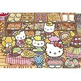 80ピース 子供向けパズル キティのたのしいパン屋さん 【チャイルドパズル】