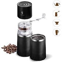 soulhand Molino de café &Taza de café portátil