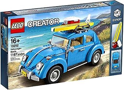 LEGO Creator Volkswagen Beetle Building Kit | Building Toys