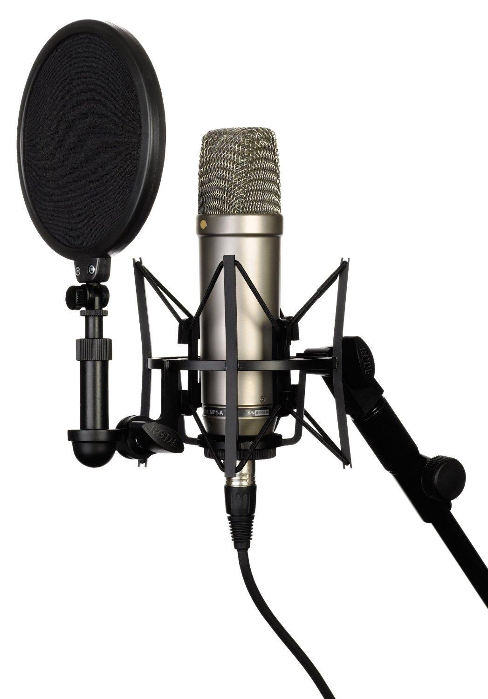 Rode NT-1A Großmembran-Kondensatormikrofon / Bild: Amazon.de