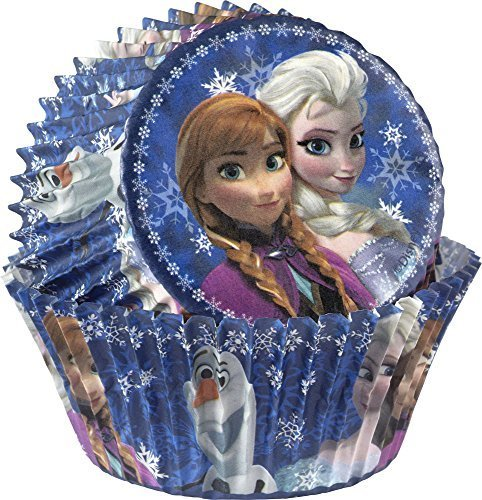 Frozen Muffin/Cupcake Liners