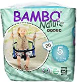 Bambo Nature Baby Training Pants Classic, Size 5 (2 Cases of 100)