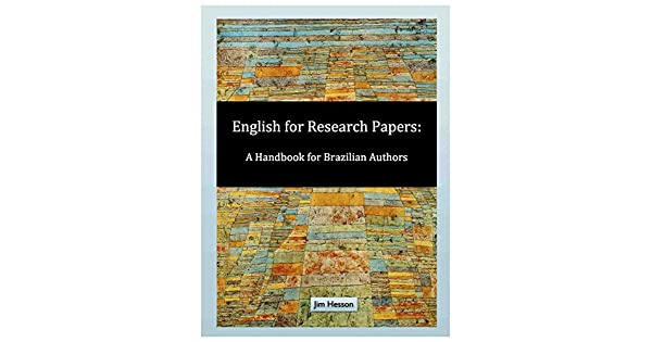 English for research papers a handbook for brazilian authors english for research papers a handbook for brazilian authors english edition ebooks em ingls na amazon fandeluxe Gallery