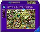 Ravensburger Magical Bookcase Jigsaw Puzzle (18000 Piece)