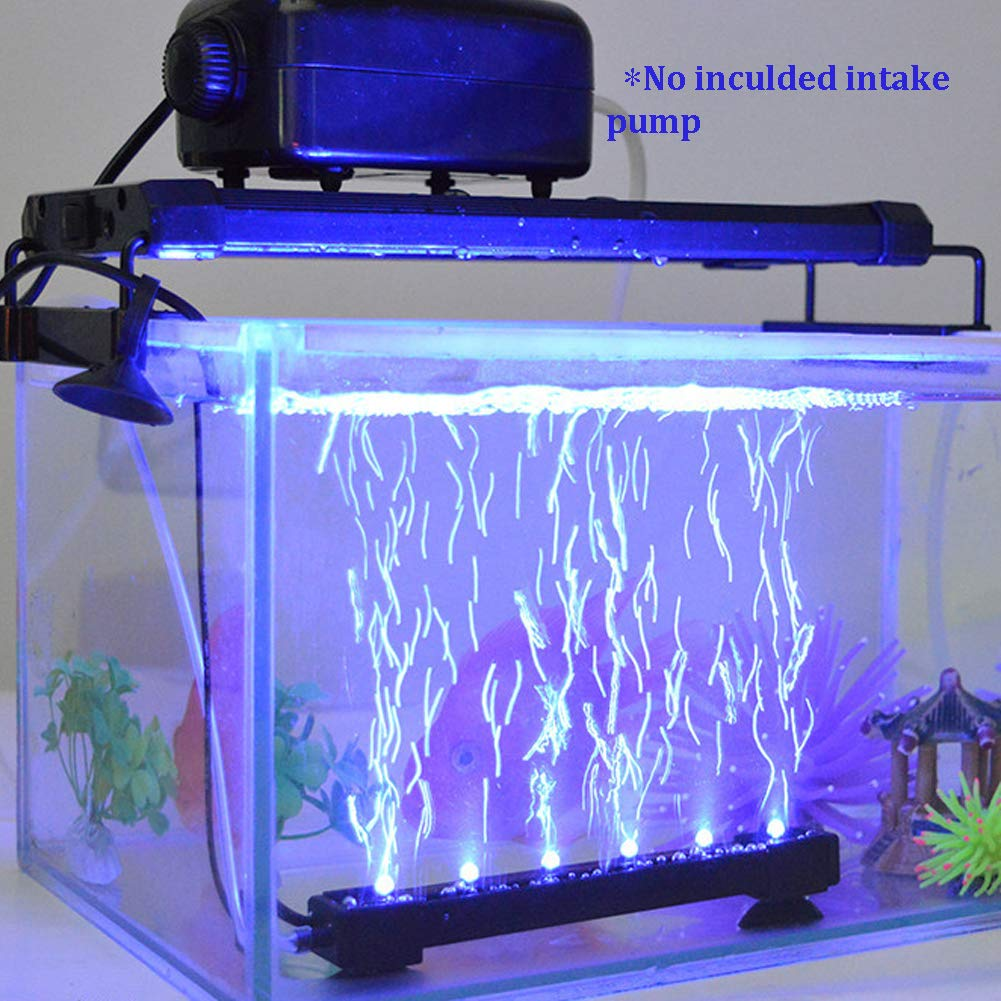 Mingdak® LED Aquarium Light Kit For Fish Tank,underwater