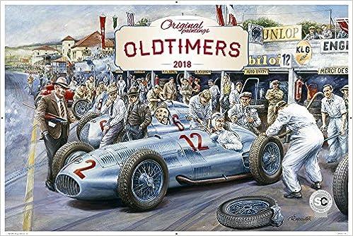 Vintage Cars Calendar Calendar Calendar Oldtimers - Sports cars calendar 2018