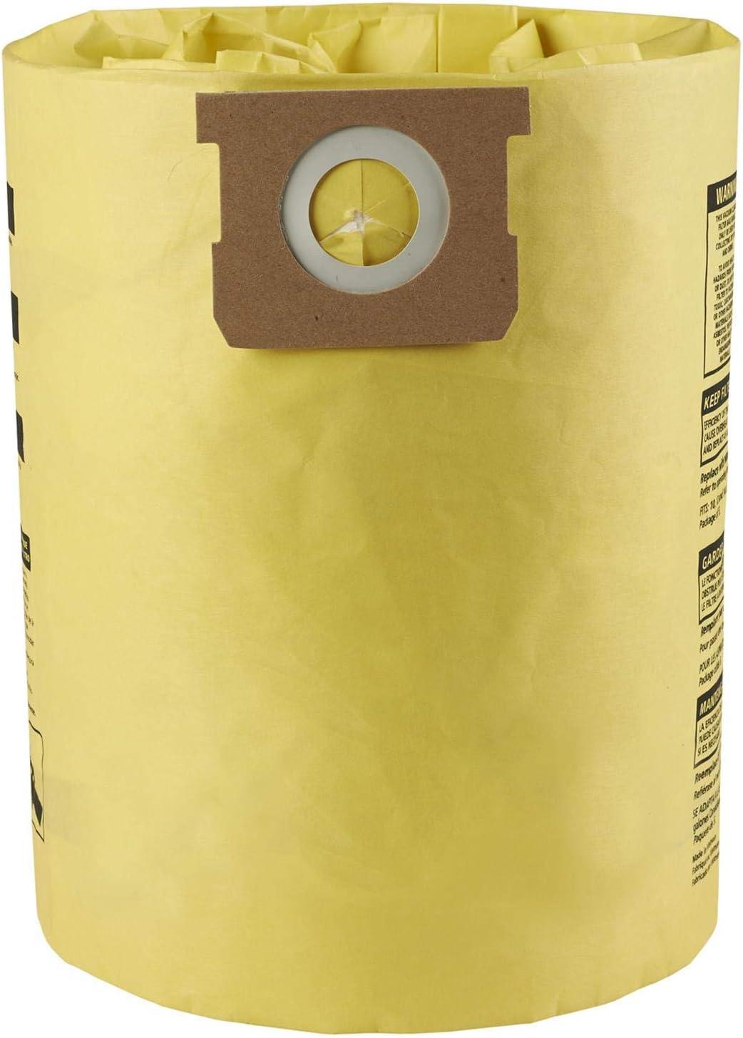 SHOP VAC CORPORATION Vacuum DISP Bags 2PK