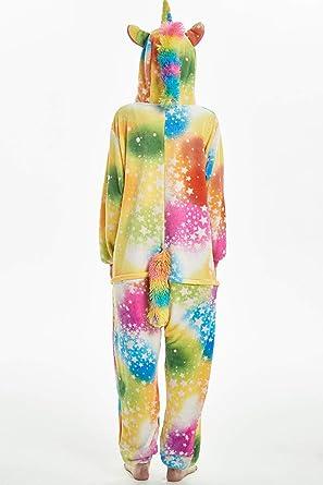 e86295eeabed5 DecoBay Pyjama Femme Adulte Mouton Cachemire Animal Vêtements De Nuit  Vêtements Etoile Licorne: Amazon.fr: Vêtements et accessoires
