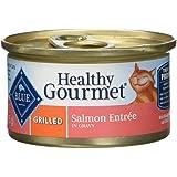 Blue Buffalo Healthy Gourmet Natural Adult Wet Cat Food