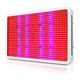eSavebulbs 1600W LED Grow Light Full Spectrum for Indoor Greenhouse Grow Box Plants Veg and Flower Hydroponics System Kit AC 85V~265V