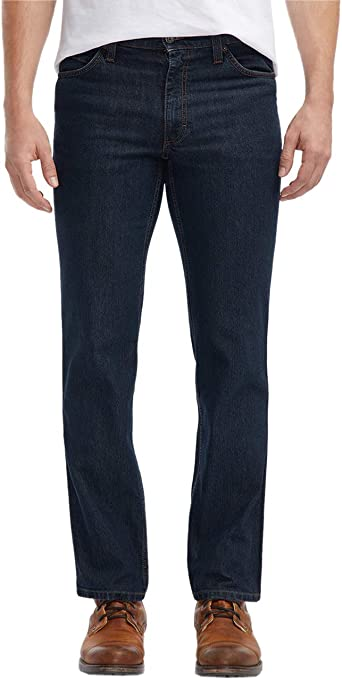 TALLA 30W / 32L. Mustang Tramper Straight' Jeans para Hombre