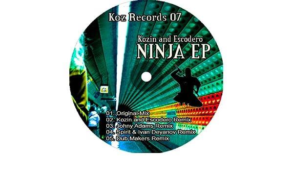 Ninja (Remix) by Escodero Kozin on Amazon Music - Amazon.com