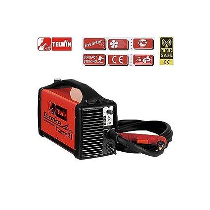 Corte Plasma tecnica 31- Inverter – 230 V – Telwin 815014