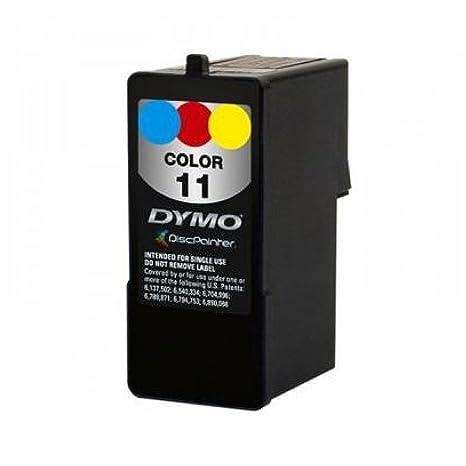Amazon.com: DYMO cartucho de tinta, DiscPainter Color # 11 ...
