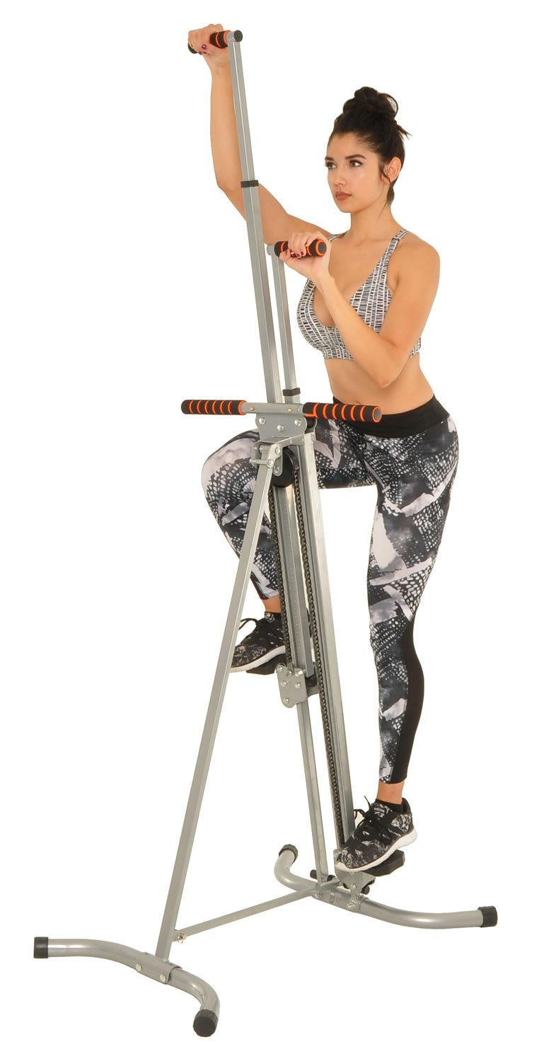 Conquer Vertical Climber Fitness Climbing Machine by Conquer