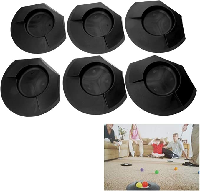 Details about  /2 Stück Indoor Putter Cup Putting Übungsloch Putting Trainingshilfe