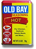 Old Bay Seasoning Hot, 2.5 oz