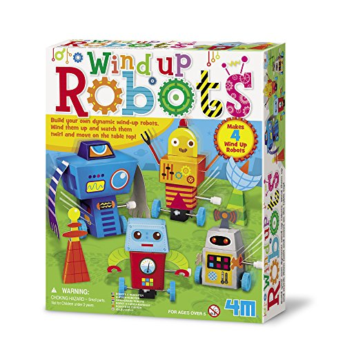 Paper Toy Robot - 1