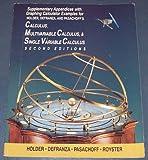 Calculus, Holder, Leonard I., 0534233236