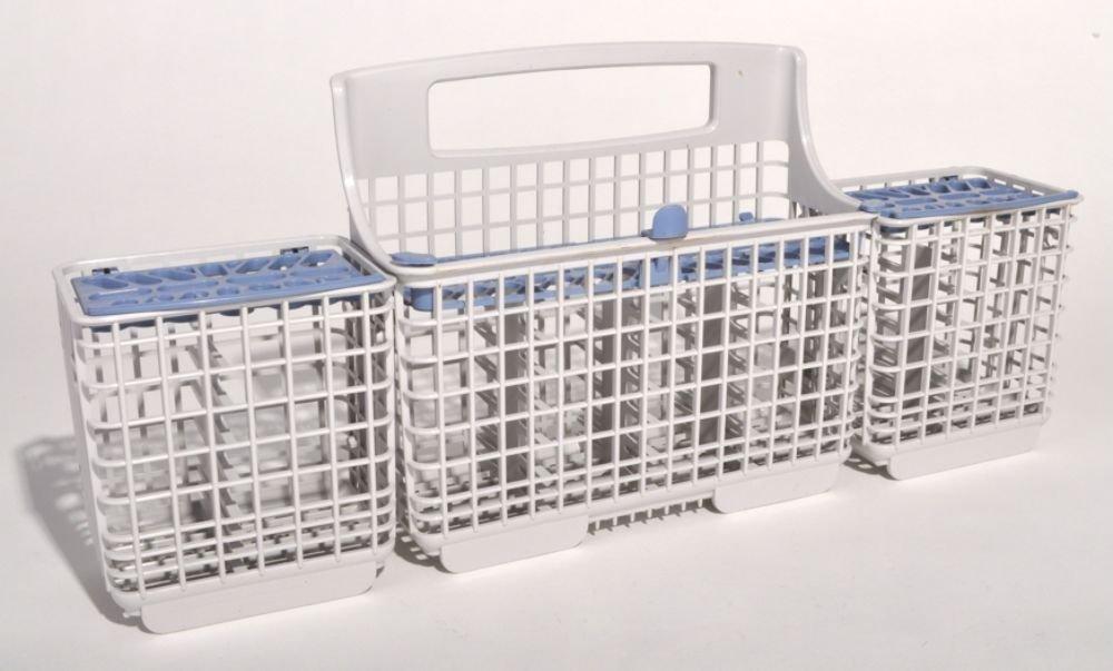 Whirlpool W10807920 Dishwasher Silverware Basket Genuine Original Equipment Manufacturer (OEM) Part